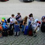 Ankunft in Hirschegg
