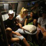 Im Zug nach Bern